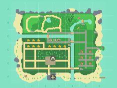 あつ森島クリエイターマップ