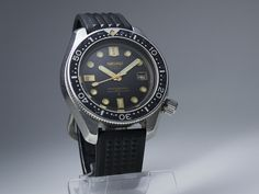 The history of the Seiko Tuna, the Deep Sea Fish