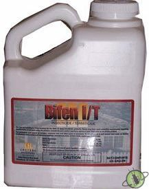 Bifen Bifenthrin 96 Oz Same as Talstar by Unknown. $44.40. Bifen IT insecticide is comparable to the very popular Talstar One, but much less expensive. Bifen IT contains 7.9% bifenthrin, has a long 3 week residual, and kills over 75 insect pests including termites. Bifen IT and the other bifenthrin products can be used both indoors and outdoors, in lawn and garden areas, and even in food-handling areas. 1 Qt. of Bifenthrin insecticide yields 32-96 gallons. If you are looking ...