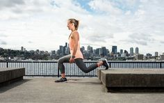 3 Outdoor Workouts That'll Make You Forget About the Gym
