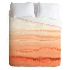 Monika Strigel WITHIN THE TIDES SUNRISE Duvet Cover | DENY Designs Home Accessories