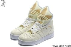Sale Cheap Adidas X Jeremy Scott Big Tongue Glow In Dark Shoes