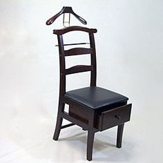 Manchester Mahogany Finish Chair Valet - Overstock™ Shopping - The Best Prices on Valet Stands