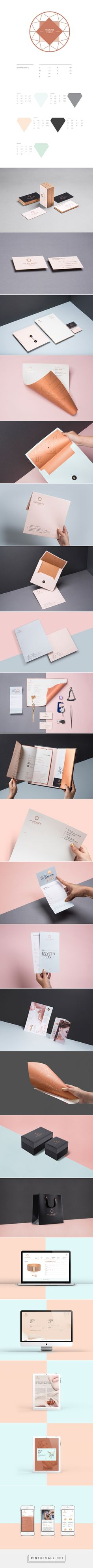 DANH HIEN JEWELERS  on Behance - created via https://pinthemall.net