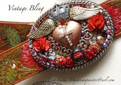 Vintage Bling - This blog isn't active anymore but I love to enjoy the old stuff here.