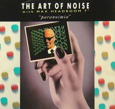 The Art Of Noise 45 RPM Cover https://www.facebook.com/FromTheWaybackMachine