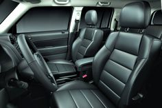 Jeep Patriot High Altitude Leather Interior 2016