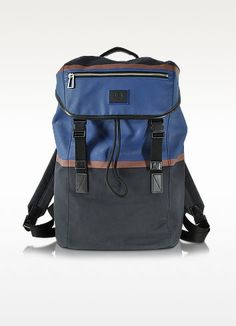 PAUL SMITH . #paulsmith #bags #leather #lining #canvas #backpacks #cotton #