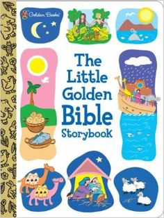 The Little Golden Bible Storybook (Padded Board Book) Price:$6.29