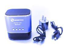 PArlante Sonivox Bluetooth VS-PS1125 — HighTeck Store Bluetooth, Amazon Echo