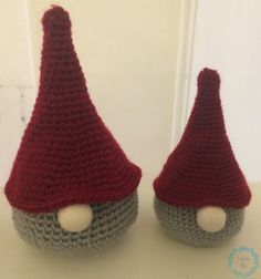 Crochet Ornaments, Crochet Toys, Gnomes, Hello Kitty, Diy And Crafts, Crochet Patterns, Butterfly, Knitting, Sewing