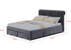 ŁÓŻKO TAPICEROWANE DO SYPIALNI 180X200 1217 WELUR Sklep MWM Meble Bed, Furniture, Home Decor, Drawing Rooms, Decoration Home, Room Decor, Home Furniture, Interior Design, Beds