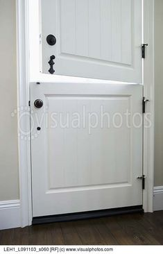 Charming Interior Dutch Door Photo   11