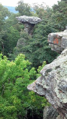Pedestal Rock. AR