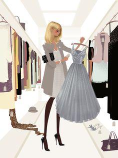 Shopping via Adrian Valencia