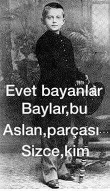 Mustafa Kemal Atatürk çocukluk fotoğrafları