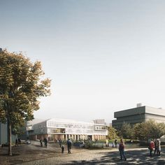 Open competition First prize Nemo is the new school of the city district of Jätkäsaari, an evolving urban area south-west of Helsinki city centre. The building is the latest evolution in contemporary Finnish school design, offering open and f...