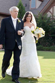 Lisa & Ryan's weddings @ The Manor Golf and Country Club in Alpharetta www.manorgcc.com