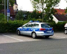 Auch die Polizei hätte einen Strafzettel verdient...