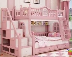 Best Princess Bedroom Furniture Sets - Page 4 of 31 Princess Bunk Beds, Disney Princess Bedding, Girls Princess Bedroom, Twin Girl Bedrooms, Bed For Girls Room, Girl Room, Girls Bedroom, Princess Castle Bed, Pink Castle