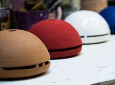 Egloo Candle Powered Heaters Provide Cheaper & More Ecological Energy Usin Terracotta To Gradually Release Heat By Radiation