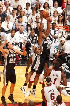 Kawhi Leonard - San Antonio Spurs