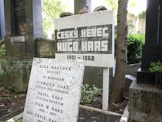 Hrob Huga Haase.