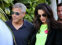 Armario de Noticias: Publican amonestaciones del enlace de George Cloon...