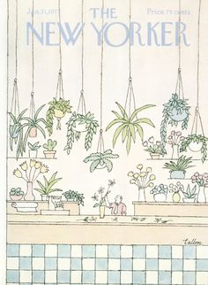 The New Yorker - Monday, January 31, 1977 - Issue # 2711 - Vol. 52 - N° 50 - Cover by : Robert Tallon
