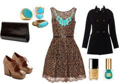 """""""Graduation Party Outfit"""" by julesies on Polyvore"""