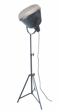 Label 51 staande lamp Gaas, ijzer