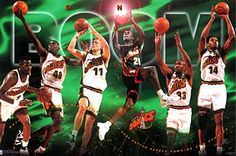 Team Seattle Supersonics