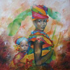 (14) Jeannette Guichard-Bunel peintures