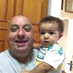 Diário do Felipinho: Vovô no ataque