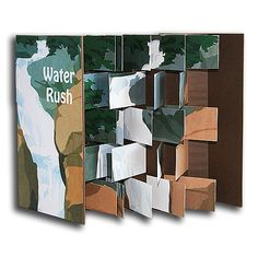 Mystical Places Press - Water Rush Artist Book