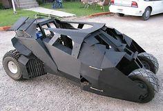 Mini Batmobile - La boite verte