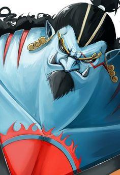 Jinbe,Shichibukai,Sun Pirates - One Piece,Anime
