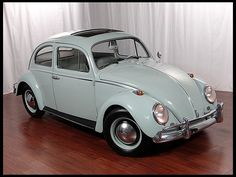 1964 Volkswagen Beetle Coupe 1.2L, 4-Speed  #Mecum #Chicago