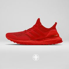 Adidas Ultra Boost Red October
