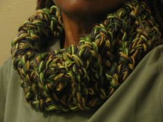 Fall/Winter garter seed collar scarf Collection by TaraThings on Etsy.  This item has been sold.