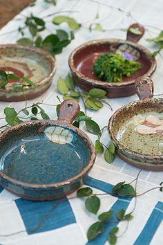 Frigideiras de cerâmica