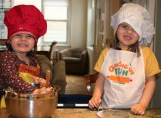 Samantha Ettus Loves Cooking With Her Adorable Children! She shares her Top 10!