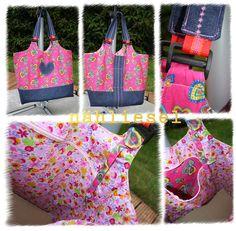Sunshine Coast Strandtasche #Tasche #wirliebenstoffe