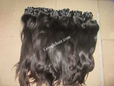 """Lovely 20"""" Straight Machine Weft Hair Extensions"""