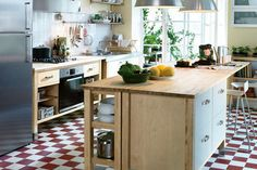Une cuisine Ikea à la carte