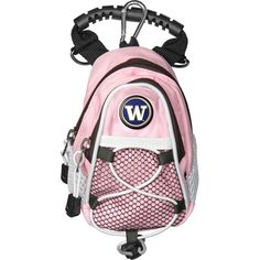Washington Huskies NCAA Mini Day Pack Pink