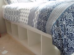 bookcase under bed - Google Search