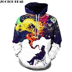 Couple Head Lion Mens Big /& Tall Full Zip Hooded Sweatshirt Top for Mans Boys