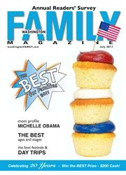 "July's here and we know what that means! Our ""Best for Families Reader's Survey"" is here!"