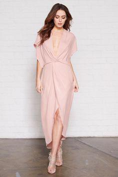 HARMONY MAXI DRESS - DRESSES